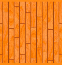 realistic wooden boards with texture parquet vector image