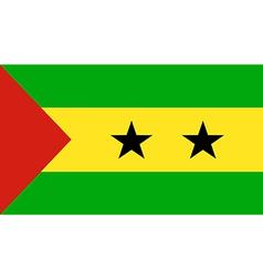 Sao Tome And Principe vector