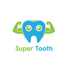 Super tooth vector
