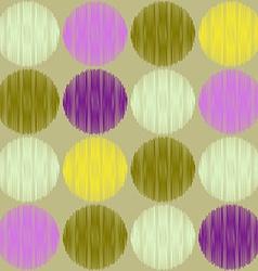 polka dot vector image vector image