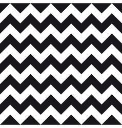 small chevron background black white vector image vector image