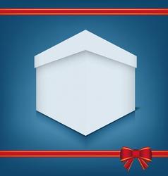 Box icon vector image vector image