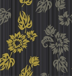 Abstract textile background vector image
