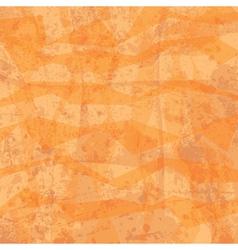 Abstract orange color vector
