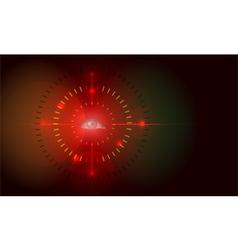 future sight vector image