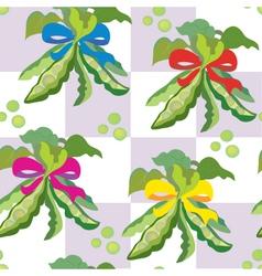 bean wallpaper vector image