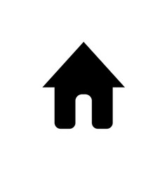 home icon home symbol for web site ui or vector image