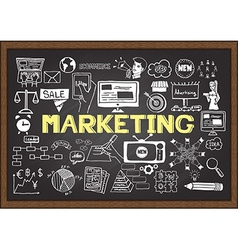 Marketing vector
