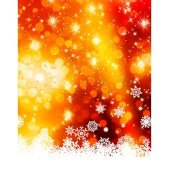 Multicolor abstract christmas background EPS 10 vector image vector image