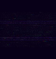 Glitch no signal minimal vhs backdrop video vector