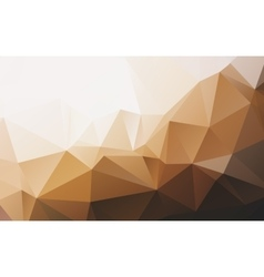 Polygonal Abstract Wallpaper vector