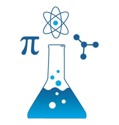 Laboratory Beaker vector image