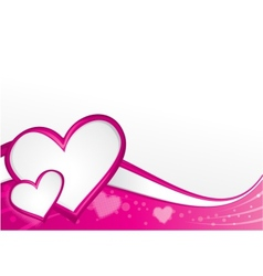 Lovely backdrop vector image