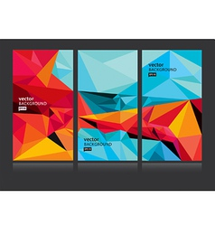 abstract background AI EPS 10 vector image vector image