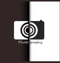 Photography abstract background vector