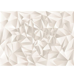 crumbled paper vector image vector image