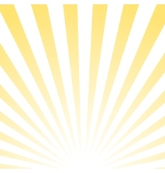Poster sun background vector