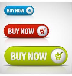 buy now vector image