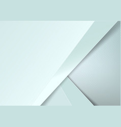abstract background basic geometry light grey vector image