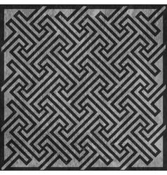 Geometric key pattern vector