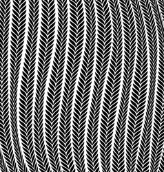 Wheat Ear Blowing vector