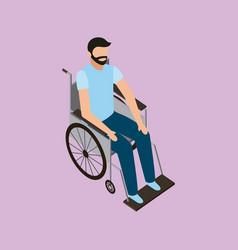 medical health card vector image
