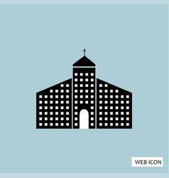 church icon church icon eps10 church icon church vector image