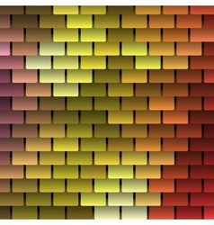 Colored Shingles Background vector