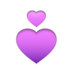 Happy spirit day heart vector