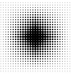 abstract halftone monochromatic background stock vector image