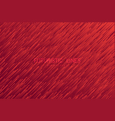 Abstract red line pattern fluid pattern design vector