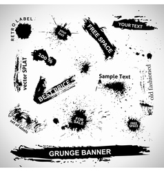 Grunge Decoration vector