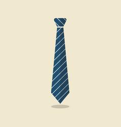 neck tie vector image