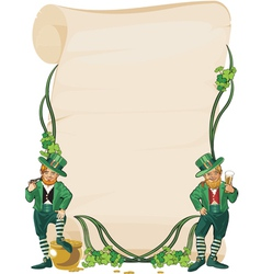 St patric day vector