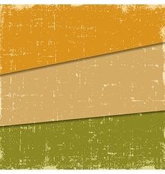 Set grunge retro vintage backgrounds in vector image vector image
