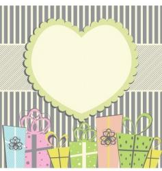 congratulation background illustration vector image