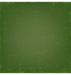 Vintage green grunge texture or background vector image vector image