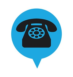 Phone old vector