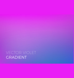 color gradient background purple blue abstract vector image