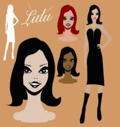 Lulu vector