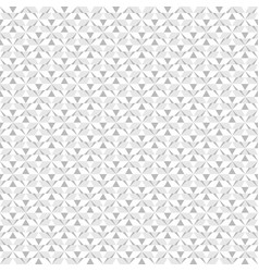 Abstract pattern seamless diamond background vector