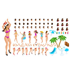 Isometry constructor dancing character emotions vector