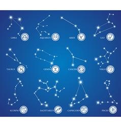 Zodiac Design vector image