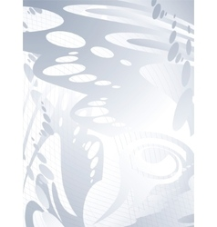 Abstract grey background vector image