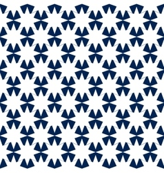 Blue and White Hypnotic Background Seamless vector