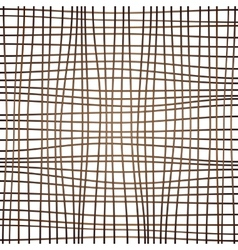 Brown Curve grid vector
