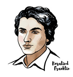 Rosalind franklin vector