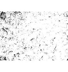 Grunge texture white black sketch vector image