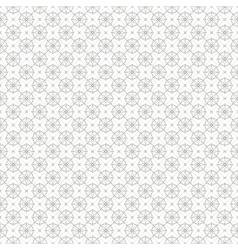 Vintage geometric line seamless pattern background vector image vector image