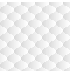 White neutral seamless background vector image